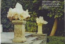 garden features // focal point / by Madeline Read