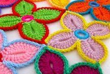 crochet / #crochet #colour #baby #diy # craft