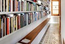 Organize / Closets, laundry, library, daily items / by Elisabeth Black Vestal