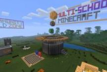 GamingEdus / Using Minecraft and other games to teach stuff.
