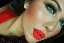 ⭐️@juliasallure⭐️ / Julia's makeup looks / by ♛N. Wiara