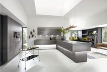 Kitchen Design Ideas / Kitchen Design Ideas - Home Inspiration - Kitchen Storage - Kitchen Colours and Textures