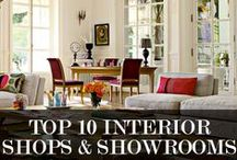Interior Shops We Love