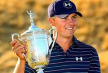 Jordan Spieth / by Kimberly Ankerich