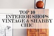Top 10 Shops Vintage & Shabby Chic