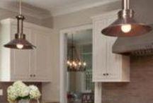 Interior Lighting / Beautiful interior pendant lighting.