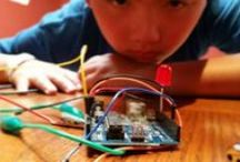 Meet the Maker / Get to know adults and kids who like to make things, DIY cool crafts, electronics and inventions.