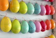 CELEBRATE: Easter / Crafts, printables, recipes, and party ideas to make your Easter EXTRAORDINARY! / by Giggles Galore