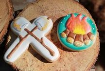 PARTY: Camping / Crafts, printables, recipes, and party decor for an EXTRAORDINARY and fun Camping party!