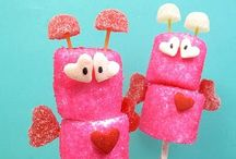 CELEBRATE: Valentine's Day / Crafts, printables, recipes, and party ideas to make your Valentine's Day EXTRAORDINARY!
