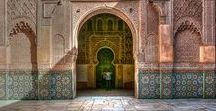 Morocco Planning / Images that inspire a trip to Morocco