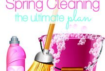 Spring Cleaning / by Nikki Fry