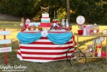 PARTY: Carnival Party / Crafts, printables, recipes, and party decor to help you host an EXTRAORDINARY Carnival party!