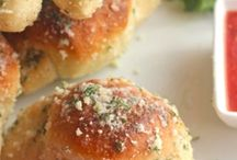 Recipes Breads / by Vickie Erickson
