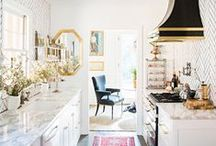 la cuisine / dream kitchens / by Lacanche