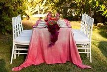 Ombre Wedding