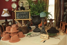 PARTY: Indiana Jones Party / Crafts, printables, recipes, and party decor to help you host an EXTRAORDINARY Indiana Jones party!