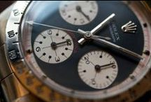 Watches / by Ricardo Barone