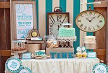 PARTY: Baby Shower / Crafts, printables, recipes, and party decor to help you host an EXTRAORDINARY baby shower!