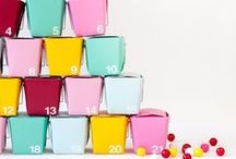 MAKE: Advent Calendars / Creative ideas to make EXTRAORDINARY Advent Calendars! / by Giggles Galore