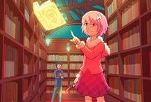 Magiczna biblioteka, magiczne książki