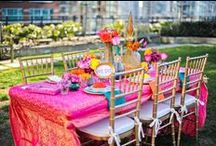 PARTY: Moroccan Party / Crafts, printables, recipes, and party decor to help you host an EXTRAORDINARY Moroccan party!