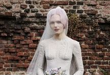 Here comes the bride / Inspiration for stylish brides