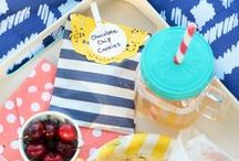 EAT: Picnic / Creative, fun and EXTRAORDINARY ideas for a picnic / by Giggles Galore