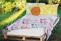 MAKE: Pallet Projects / EXTRAORDINARY craft and DIY projects to make with pallets!