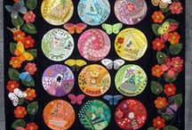 crazy quilting / by Donna Dickison
