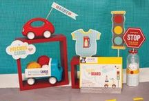 PARTY: Car Party / Crafts, printables, recipes, and party decor for an EXTRAORDINARY Car party!
