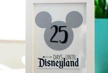TRAVEL: Disney / Fun, creative and EXTRAORDINARY printables, crafts and DIY projects for Disney trips!