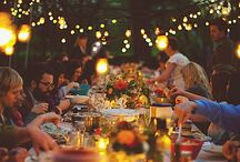 Dinner Chez MeL.. / by Twinkling Hippie