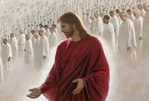 Church -- Jesus Christ / by CJ Armga