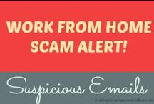 Freelance Job Scams Spot 'Em! / Beware! Find only trusted freelance/micro jobs online marketplace.