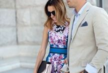 Engagement Photo Outfits For Her / Engagement photo fashion inspiration for brides-to-be! / by The Dress Theory