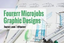 Fourerr Microjobs - Graphics and Designs / Outstanding Fourerr #Sellers in the field of #Graphics and #Designs. Check out their profiles and their works! Hire them and get the job done starting at $4!