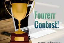 Fourerr Contests / At Fourerr, we love to give away Amazon Gift Cards as contests' prizes. Make sure you follow this board for ongoing promos!