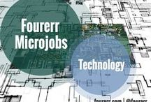 Fourerr Microjobs - Technology / Outstanding Fourerr Sellers in the field of #Technology, #Development, and #Programming. Check out their profiles and their works! Hire them and get the job done starting at $4!
