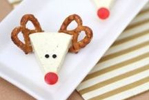PARTY: Reindeer / Crafts, printables, recipes, and party decor for an EXTRAORDINARY Reindeer party!