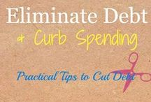 Eliminate Debt & Curb Spending / Join us for the 52 week Eliminate Debt & Curb Spending challenge!  Each week a new article to help you cut your debt will be shared.  Plus I'll share all my favorite tips from around the web!