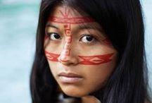 Inspiring boho and native girls