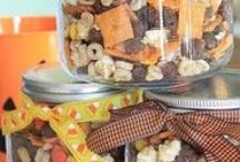 Recipes Snacks and Munchies / by Vickie Erickson