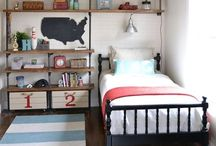 DECORATE: Boys Room Ideas / EXTRAORDINARY design ideas, DIY projects and inspiration to decorate your boys room! / by Giggles Galore