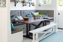 DECORATE: Kitchen Ideas / EXTRAORDINARY designs, DIY projects and products to decorate your kitchen!