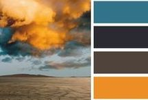 Wildelake Creative - Color Schemes / Color inspiration for design projects.