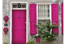 Architecture: Doors and Doorways / Gorgeous and Unusual Doorways / by Gina Wessells