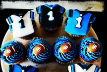 Carolina Cakes / Show your team pride....in cake form! Submit photos for links to SocialMedia@Panthers.NFL.com or message us on Pinterest! / by Carolina Panthers