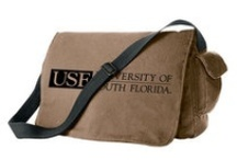 Back to School / When you're in the classroom, show your Bull Pride with USF-themed school supplies! / by University of South Florida