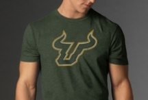 Bulls Gear for Men / Cheer on the USF Bulls in your favorite men's apparel! / by University of South Florida